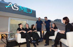 asmed hair transplant Turkey