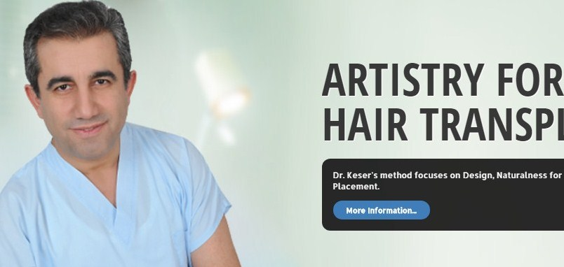 PH. D. MUTTALIP KESER HAIR TRANSPLANT CENTER ANKARA/TURKEY