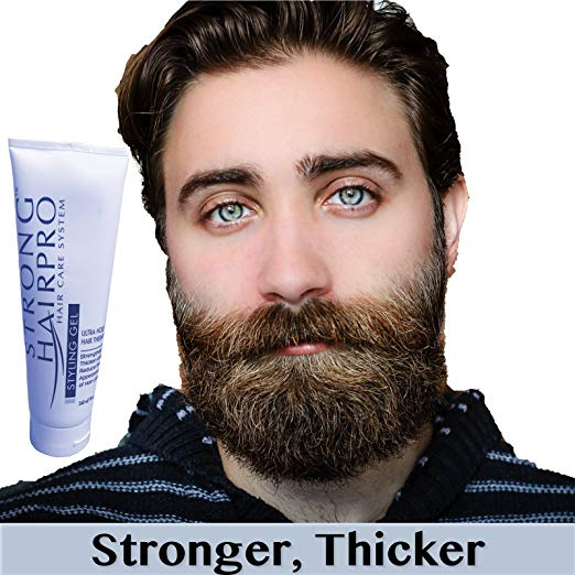 Strong HairPro Hair Styling Gel for Thinning Hair – 2019 Products