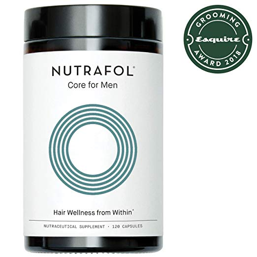 Men's Hair Vitamin for Thicker Healthier Hair – 2020 Products