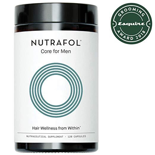 Men's Hair Vitamin for Thicker Healthier Hair